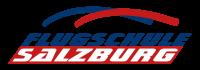Das Logo der Flugschule Salzburg